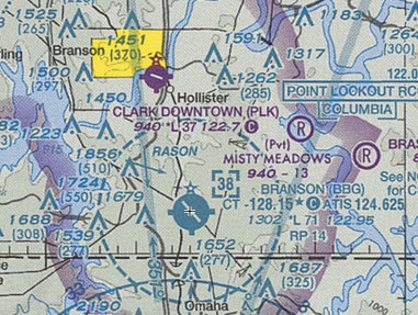 Taney County Airport